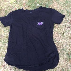 NWOT Fall Out Boy pocket tee